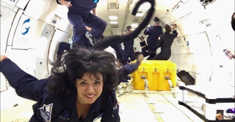 Valentina Sumini, da Alessandria a Marte, ecco chi è l'italiana che progetta le città spaziali