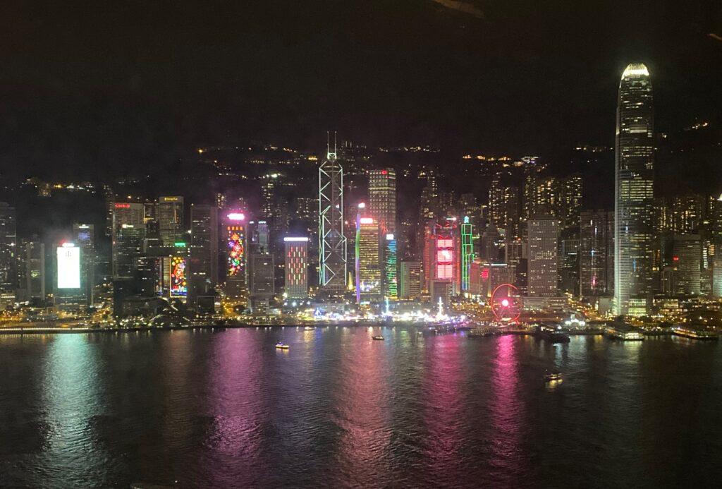coronavirus a Hong Kong