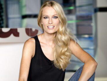 Renata Zanchi, top model e imprenditrice da 110 e lode e sette lingue