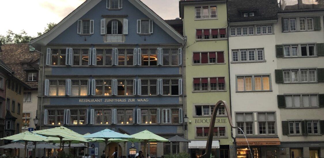 vacanza a Zurigo