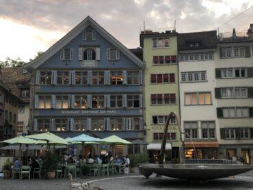 In vacanza a Zurigo. Suggerimenti all'italiana per visitare la città svizzera