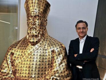 """Dionisio Cimarelli, scultore di fama mondiale a NY: """"in Italia poche opportunità per l'arte"""""""